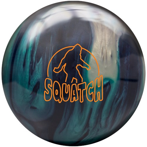 Radical Squatch Bowling Ball