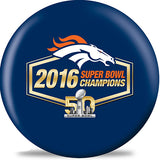 OTB Denver Broncos Super Bowl 50 Champions Ball