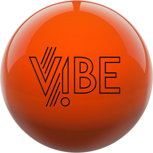 Hammer Orange Vibe Bowling Ball