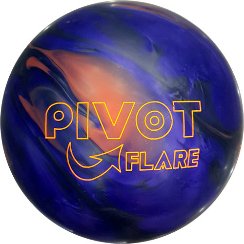 *OVERSEAS* Ebonite Pivot Flare Bowling Ball