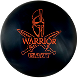 *OVERSEAS* Ebonite Warrior Giant Bowling Ball