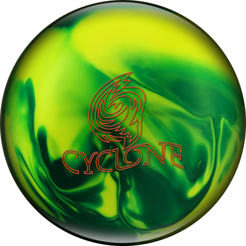 Ebonite Cyclone Bowling Ball