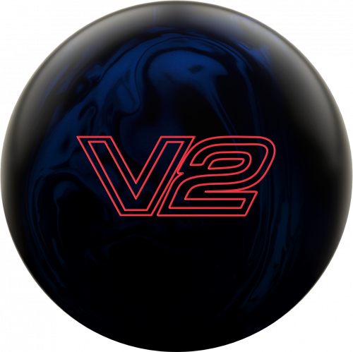 LIMITED EDITION Ebonite Vortex V2 - 2019 EDITION Bowling Ball