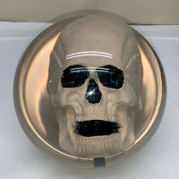 *RARE* Ebonite Optyx Skull Bowling Ball