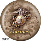 OTB Military Marines - Semper Fi Bowling Ball