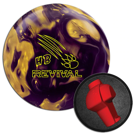 900 Global Honey Badger Rivival Bowling Ball