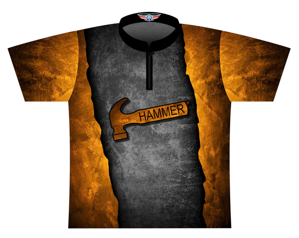 Logo Infusion - Hammer Orange Gray Rip
