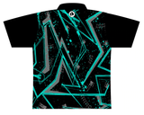 Logo Infusion - Hammer Teal Black Zig Zags