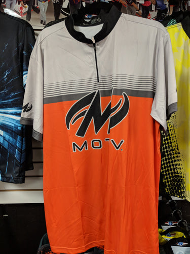 Logo Infusion Jersey - Motiv Orange/Gray