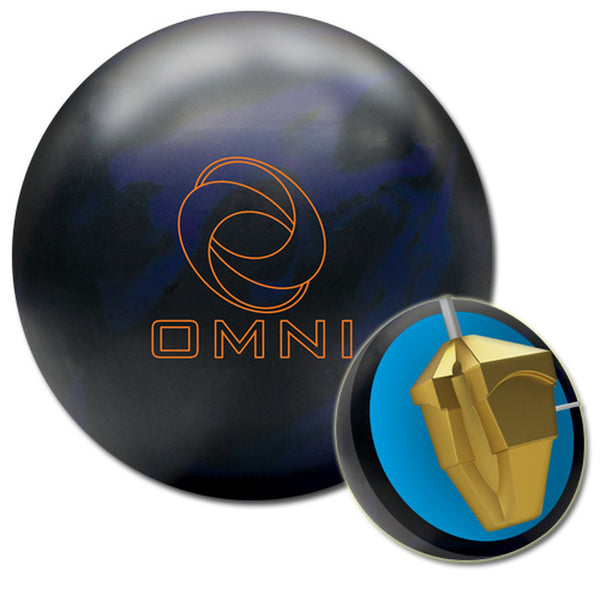 Ebonite Omni Bowling Ball