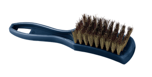 Wire Shoe Brush (Blue)