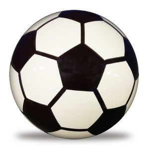 *RARE* Clear Soccer Ball Bowling Ball - OnTheBall