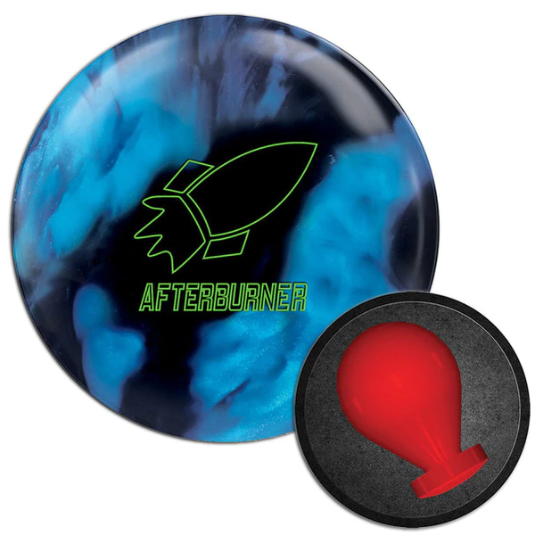 900 Global Afterburner Blue/Black Bowling Ball