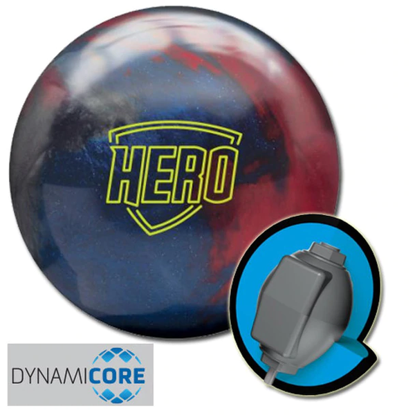 Brunswick Hero Bowling Ball