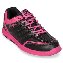 KR Strikeforce Diamond Black/Pink WOMENS Bowling Shoes