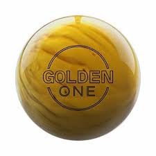 *RARE* Ebonite The Golden ONE Bowling Ball
