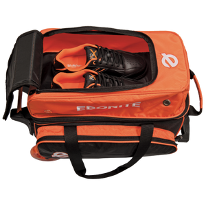 Ebonite Eclipse Double Roller Bowling Bag
