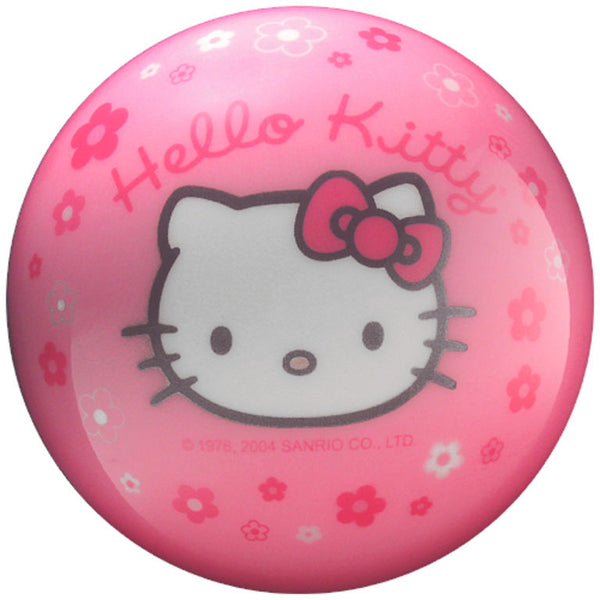 *RARE* Pink Hello Kitty Bowling Ball
