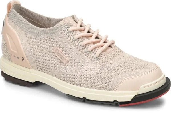 Dexter THE 9 ST Womens Bowling Shoes Peach/Silver
