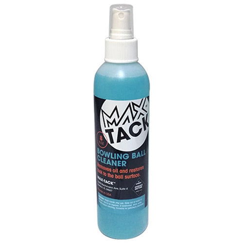 Max Tack Bowling Ball Coverstock Cleaner 8 oz.