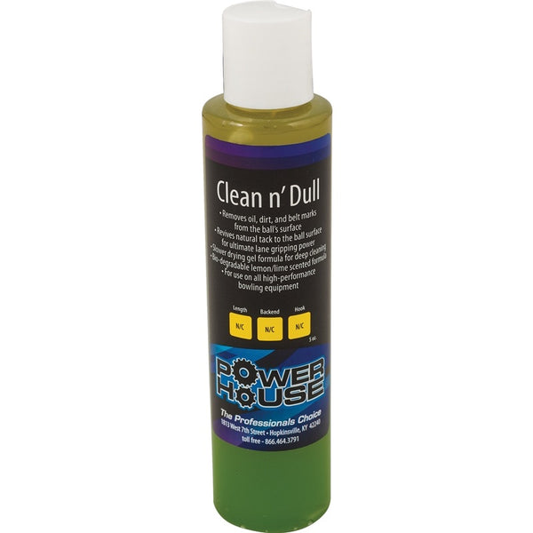PowerHouse Clean n' Dull 5 oz Bottle