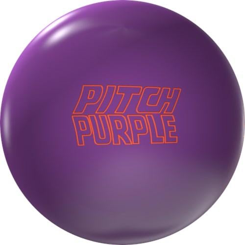 Storm Pitch Purple Solid Urethane Bowling Ball