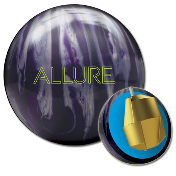Ebonite Allure Pearl Bowling Ball
