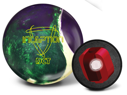 Global 900 Inception DCT Pearl Bowling Ball