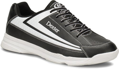 Dexter Jack II Black/White MENS Bowling Shoes