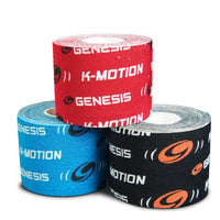 Genesis K Motion (Roll) Tape