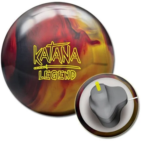 Radical Katana Legend Bowling Ball
