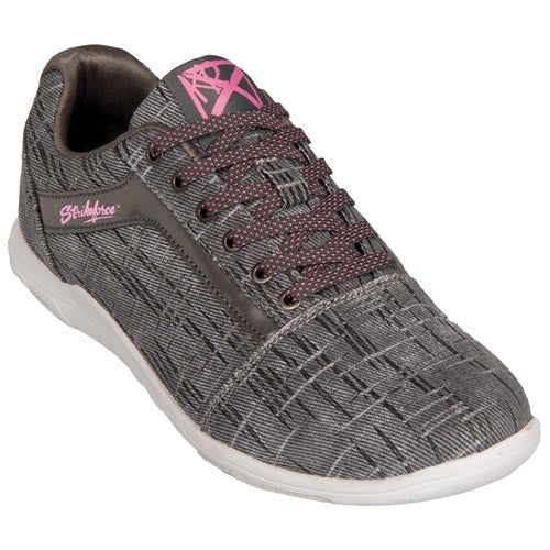 KR Strikeforce Nova Ash/Pink Bowling Shoes