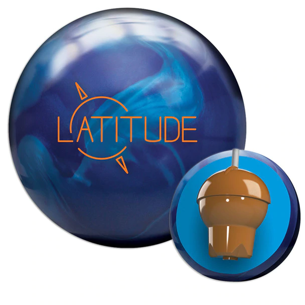 Track Latitude Pearl Bowling Ball