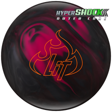 Columbia 300 Lit Pearl Bowling Ball