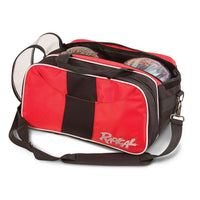 Radical Double Tote Red/Black