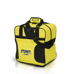Storm Solo Single Bag - Yellow/Black Color Only