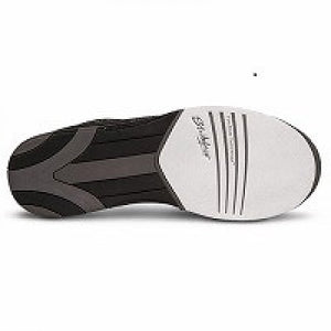 KR Strikeforce Spartan Black/Gray MENS Bowling Shoes