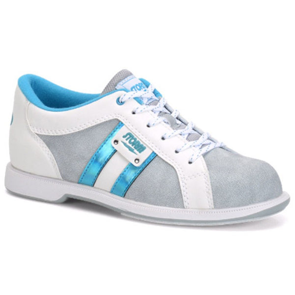 Storm Strato White/Grey/Teal WOMENS Bowling Shoes
