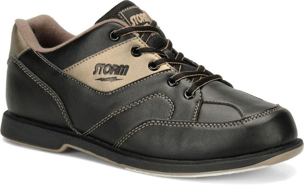 Storm Taren Black/Bronze RH MENS Bowling Shoes