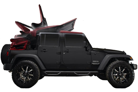 myTop Convertible Jeep Top