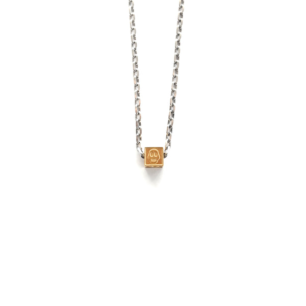 Single Fantôme Love Necklace - 18K Gold Vermeil