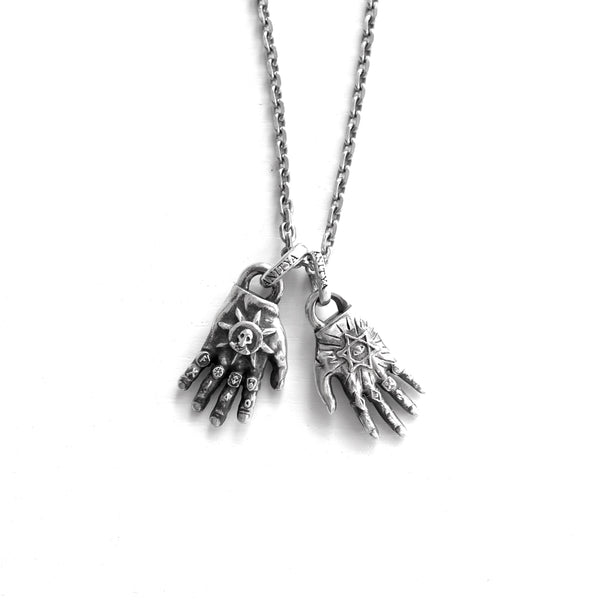 Super Power Necklace - Silver