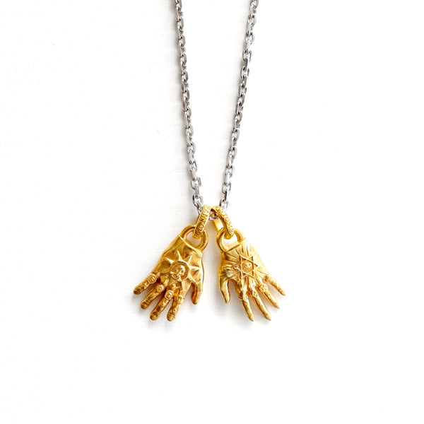 Super Power Necklace - Gold Vermeil
