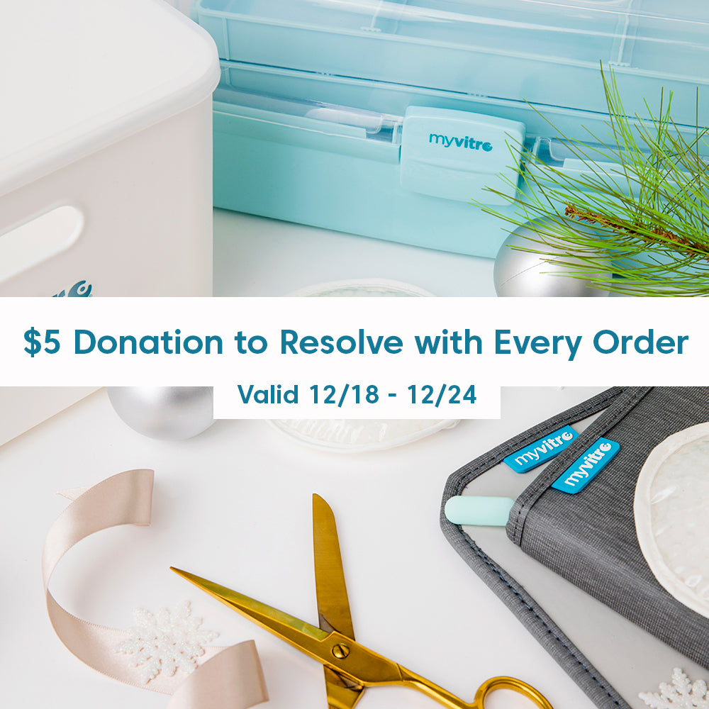 $5 Donation to Resolve