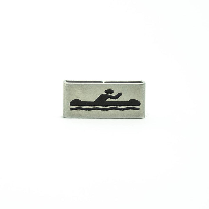 Canoe | Kayak Collectible Tag is for the person who has a love of the outdoors with a special appreciation for life on the water.