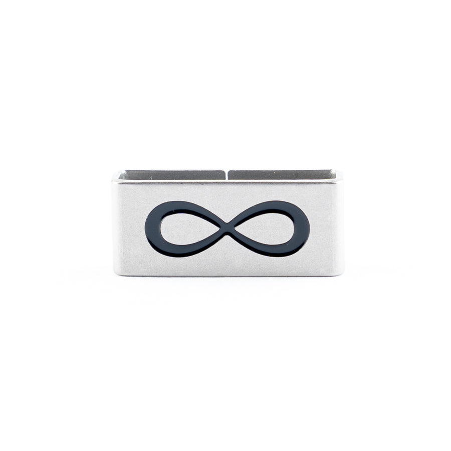 Our Infinity Collectible Tag is a symbol of Everlasting Love and Acceptance.
