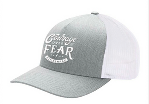 Courage Over Fear Trucker Hat