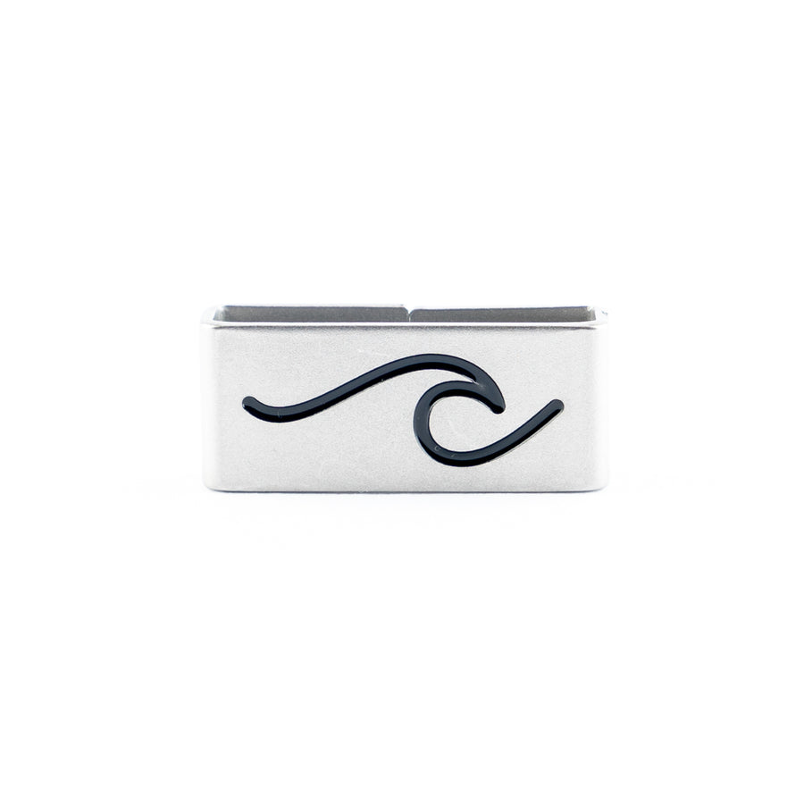 Our Waves Collectible Tag is a symbol of Unstoppable, Strong, and Resilient.