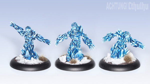 Achtung! Cthulhu Miniatures - Cold Ones