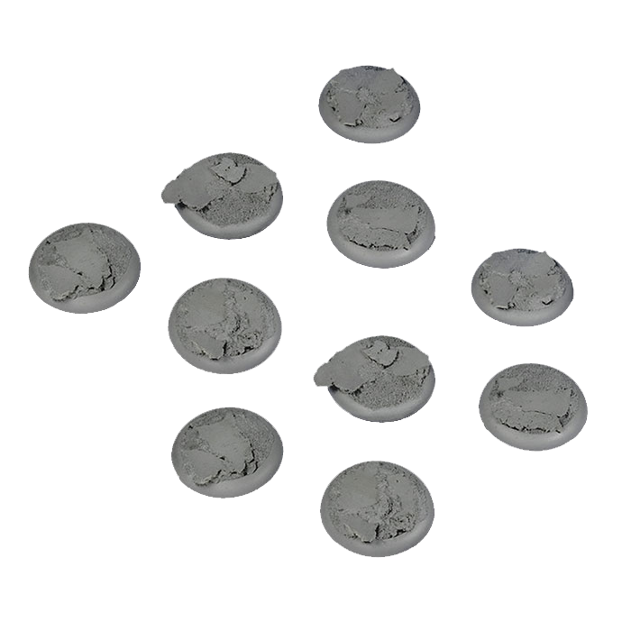 Drakerys Accessory Set: 40mm Scenic Bases x10